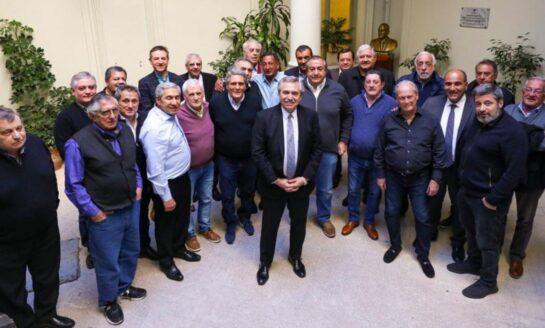 17 de octubre: La CGT prepara una muestra de apoyo al Gobierno