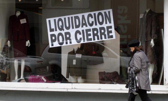 Cerraron más de 200 locales sobre un total de 1500 que había en el centro tucumano