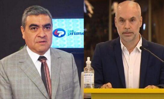 Larreta sumó a Germán Alfaro en sus charlas con referentes de todo el país