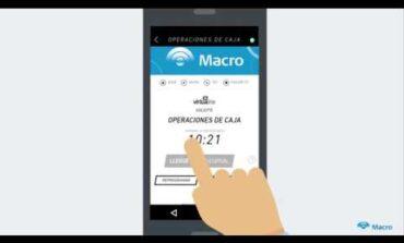 """Presentan""""Mi Macro"""", una app que transforma tu celular en un banco"""