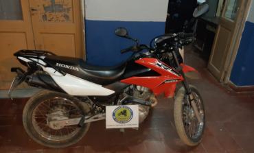Recuperan motos robadas en Yerba Buena