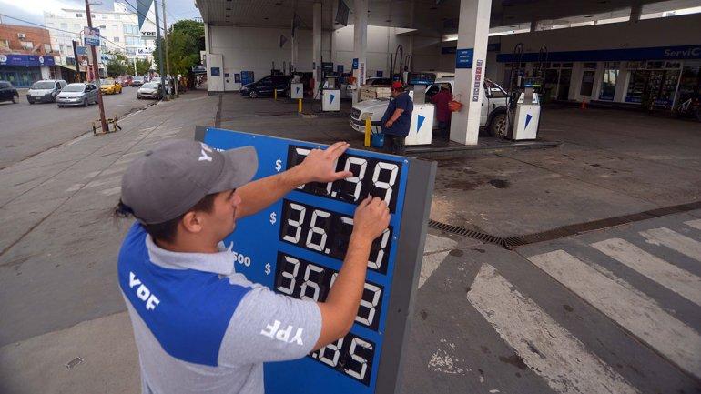 Inminente aumento en las naftas tras subas en el bioetanol y el biodiesel