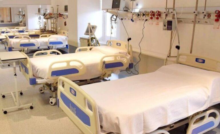 Covid: El sector privado dispone de 7 camas de terapia y solo 3 con respirador