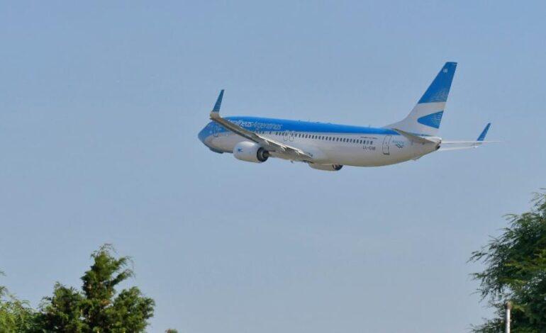 Vuelven los vuelos aerocomerciales a Tucumán