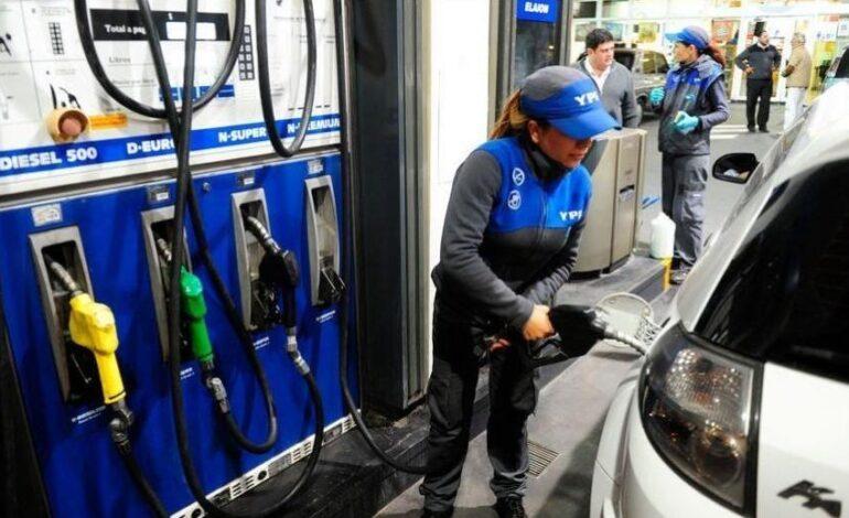 Aumentaron los combustibles: conocé la lista de precios en Tucumán
