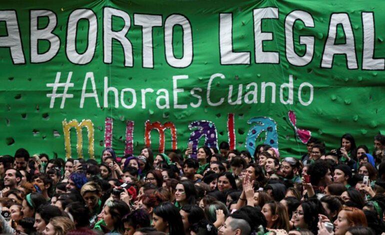 Casi 50 países legalizaron el derecho al aborto en los últimos 25 años
