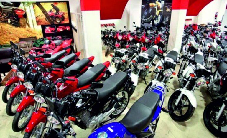 Banco Nación ofrece una línea de créditos para la compra de motos