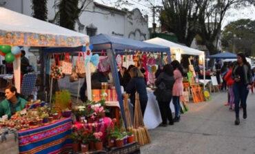 La feria taficeña de artesanos y emprendedores retorna este fin de semana