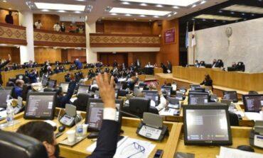 La Legislatura aprobó el Presupuesto 2021