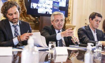 Alberto Fernández reúne al gabinete federal y a los gobernadores del Norte Grande en Chilecito
