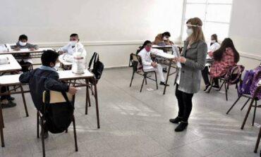 Trotta anunció que las clases presenciales comenzarán en marzo en todo el país