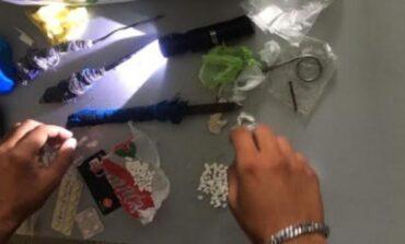 Villa Urquiza: secuestraron marihuana, cocaína y elementos cortantes