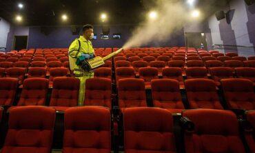 Reabren los cines con una capacidad del 30%