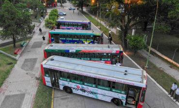 Continúa la polémica por el EcoBus en Tafí Viejo