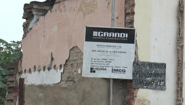 Condenan a 5 años de prisión efectiva al arquitecto Grandi