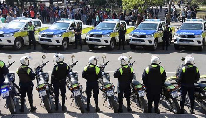 Empezaron a rendir el ingreso a la policía más de 500 jóvenes tucumanos
