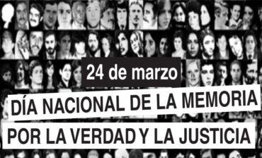 Otro 24 de marzo para redoblar la lucha por Memoria, Verdad y Justicia