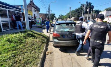 Lo atraparon cuando huía por avenida Francisco de Aguirre al 3.000
