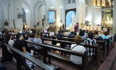 Así serán las celebraciones litúrgicas de misas y sacramentos