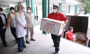 Llegarán a Tucumán 29.800 dosis de la vacuna de Astra-Zéneca