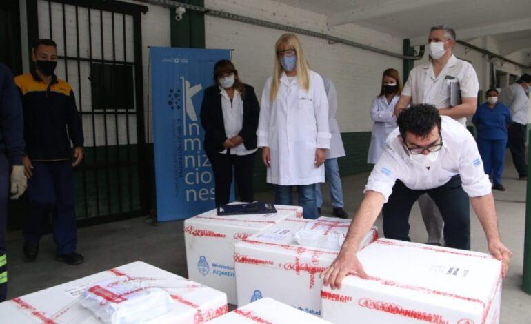 Tucumán superó las 153 mil vacunas colocadas