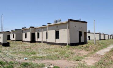 Anunciaron la construcción de 775 nuevas viviendas en diferentes municipios y comunas