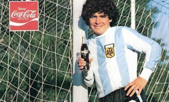 """Suspenden el uso de la marca """"Maradona"""" en todo el mundo"""