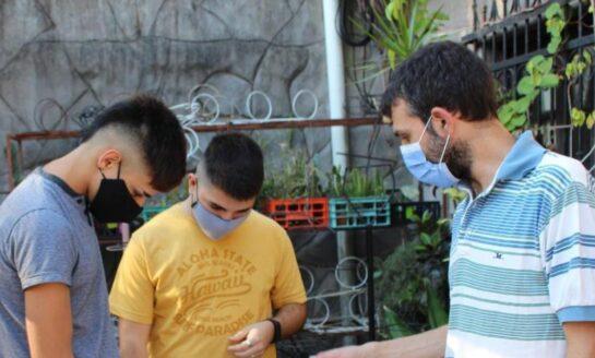 """Equipan a jóvenes tucumanos a través del programa """"Herramientas para la vida"""""""