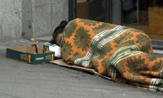 Con la llega del frío: ¿Cómo podemos ayudar a personas en situación de calle?
