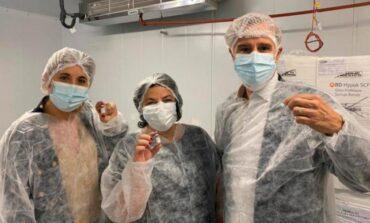 Desde este lunes el país producirá el segundo componente de la vacuna Sputnik V