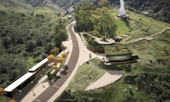 San Javier: construirán locales comerciales, un restaurante y un teatro