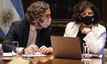 Los ministros de Salud de todo el país se reúnen en alerta por la variante Delta