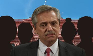 Fernández relanza su Gobierno con la jura de los nuevos ministros
