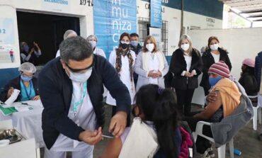 Hasta el 17 de septiembre estará el Mega Operativo de Salud en Plaza Independencia
