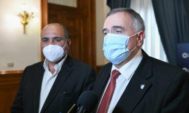 Osvaldo Jaldo asume la gobernación y Manzur viaja a Buenos Aires para jurar como Jefe de Gabinete