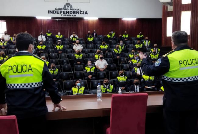 Fuerte operativo policial para garantizar la seguridad durante las PASO