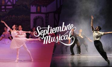 Cultura: El Septiembre Musical se podrá disfrutar por tv