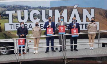 Con un trailer exhibirán las bellezas de Tucumán por el país