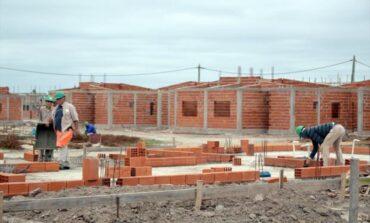 La Provincia avanza en proyectos para construir viviendas