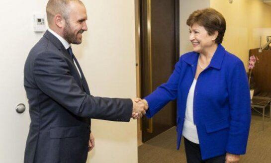 Se posterga para el 2022 el acuerdo con el FMI