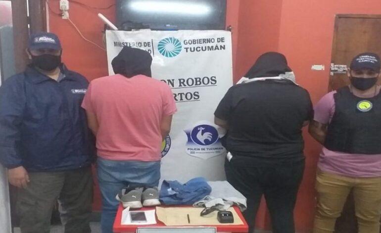 Dos tucumanos fueron detenidos por robos con inhibidores en Santiago del Estero