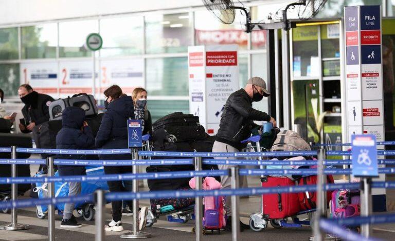Eliminan todos los cupos para el ingreso de pasajeros al país