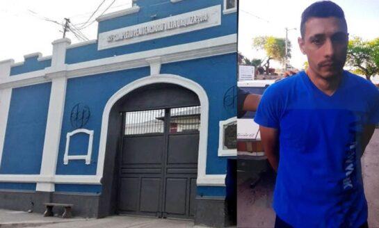 Rejas será alojado en el penal de Villa Urquiza