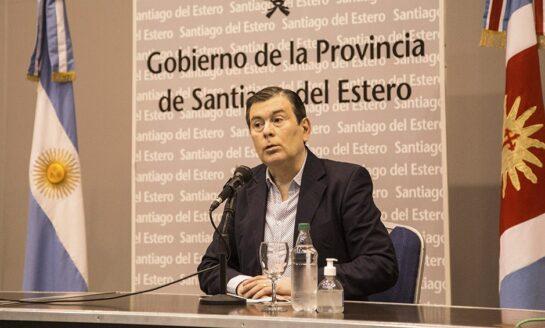Estatales santiagueños tendrán un bono de $90.000 y un aumento del 57%